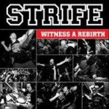 Witness a Rebirth - Vinile LP di Strife