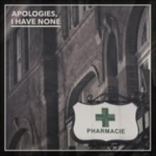 Pharmacie - Vinile LP di Apologies I Have None