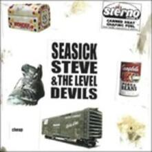 Cheap - Vinile LP di Seasick Steve,Level Devils