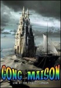 Gong Maison. Live At The Fridge (2 DVD) - DVD