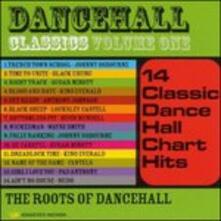 Dancehall Classics vol.1 - Vinile LP