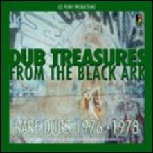 Dub Treasures from the Black Ark - Vinile LP di Lee Scratch Perry