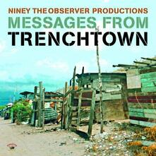 Niney the Observer Productions. Message - Vinile LP