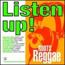 Listen Up! Roots Reggae - Vinile LP