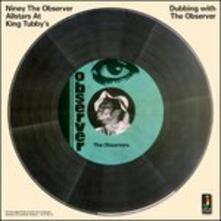 Dubbing with the Observer - Vinile LP di Niney the Observer