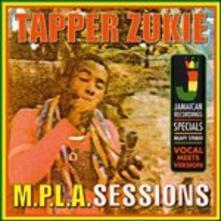 M.P.L.A Sessions - Vinile LP di Tappa Zukie