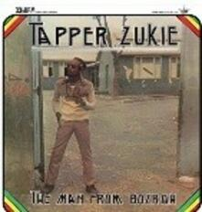 The Man from Bozrah - Vinile LP di Tapper Zukie