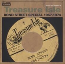 Treasure Isle. Bond - Vinile LP