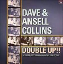 Double Up!! - Vinile LP di Ansel Collins,Dave Collins