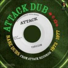 Attack Dub. Rare Dubs from Attack Records - Vinile LP