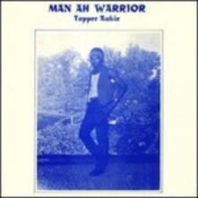 Man Ah Warrior - Vinile LP di Tapper Zukie