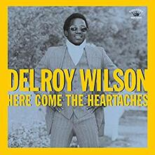 Here Comes the Heartache - Vinile LP di Delroy Wilson