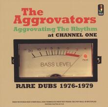 Aggrovating the Rhythm - Vinile LP di Aggrovators