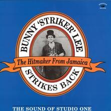 Strikes Back - The Sound of Studio One - Vinile LP di Bunny Lee