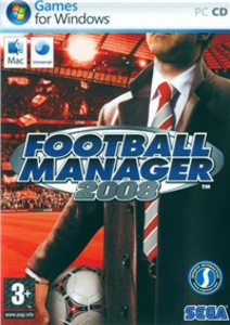 Videogioco Football Manager 2008 Personal Computer 0