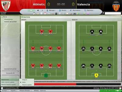Videogioco Football Manager 2008 Personal Computer 8