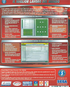 Videogioco Football Manager 2008 Personal Computer 10