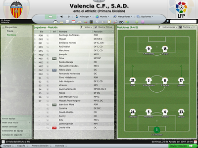 Videogioco Football Manager 2008 Personal Computer 9