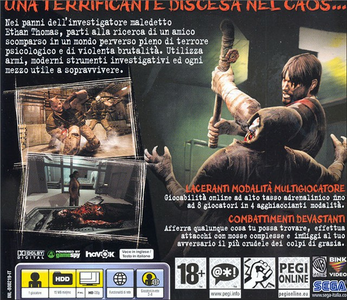 Videogioco Condemned 2: Bloodshot PlayStation3 10