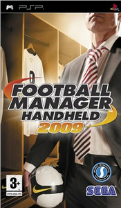 Videogioco Football Manager Handheld 2009 Sony PSP 0