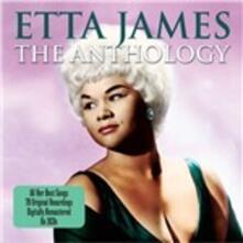 Anthology - CD Audio di Etta James