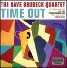 Time Out (180 gr.) - Vinile LP di Dave Brubeck