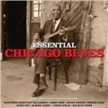 Essential Chicago Blues (180 gr.) - Vinile LP