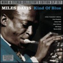 Kind of Blues (180 gr. - Mono & Stereo Versions) - Vinile LP di Miles Davis