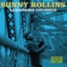 Saxophone Colossus - Tenor Madness - Vinile LP di Sonny Rollins