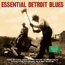 Essential Detroit Blues - Vinile LP