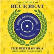 History of Blue Beat - Vinile LP