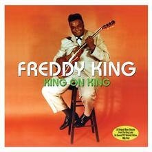 King on King (Hq) - Vinile LP di Freddy King