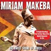 CD The Sweet Sound of Miriam Makeba