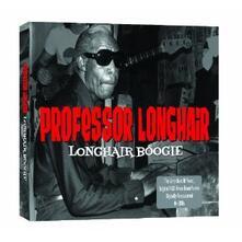 Longhair Boogie - CD Audio di Professor Longhair