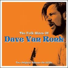 Folk Blues Of - CD Audio di Dave Van Ronk