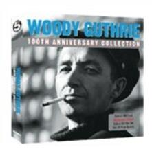 100th Anniversary Collection - CD Audio di Woody Guthrie