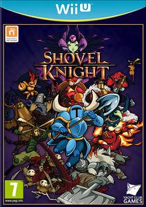 Videogioco Shovel Knight Nintendo Wii U 0