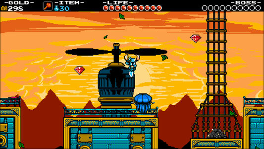 Videogioco Shovel Knight Nintendo Wii U 6