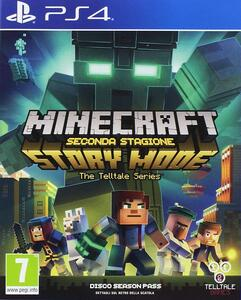 Minecraft Story Mode. Season 2 - PS4