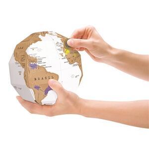 Scratch Globe - 2