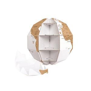Scratch Globe - 3