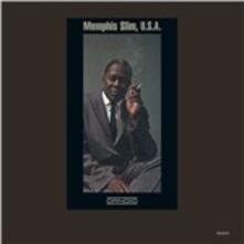 U.S.A. (180 gr.) - Vinile LP di Memphis Slim