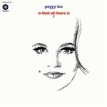 Is That All There Is? - Vinile LP di Peggy Lee
