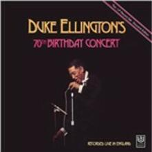 70th Birthday Concert - Vinile LP di Duke Ellington