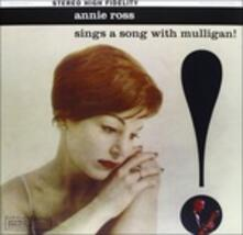 Sings a Song of Jerry Mullingan (180 gr.) - Vinile LP di Annie Ross