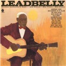 Huddie Ledbetter's Best - Vinile LP di Leadbelly