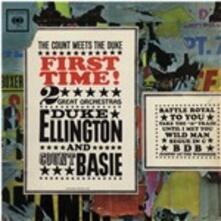 First Time - Vinile LP di Duke Ellington,Count Basie