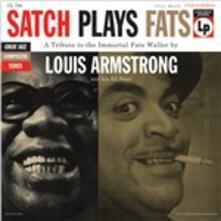 Satch Plays Fats - Vinile LP di Louis Armstrong