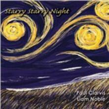 Starry Starry Night - Vinile LP di Liam Noble,Paul Clarvis