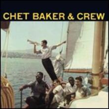 Chet Baker & Crew - Vinile LP di Chet Baker